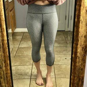 Lululemon capris length leggings